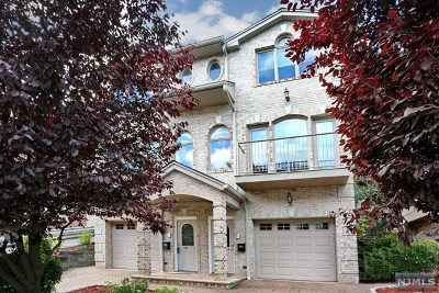 Edgewater Multi Family 2-4 For Sale: 190 Undercliff Avenue