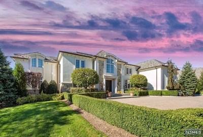 Cresskill NJ Single Family Home For Sale: $4,888,000