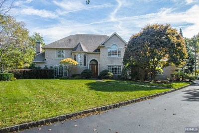 Morris County Single Family Home For Sale: 4 Huckleberry Court