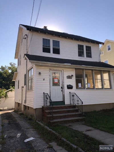 Oradell Single Family Home For Sale: 85 Beverly Road