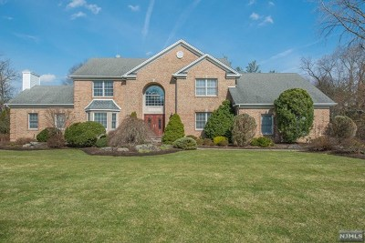 Morris County Single Family Home For Sale: 2 Melissa Court