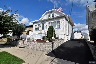 Lyndhurst NJ Single Family Home For Sale: $389,000