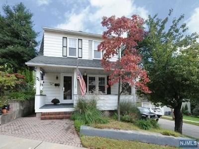 Hawthorne Single Family Home For Sale: 27 Prescott Avenue