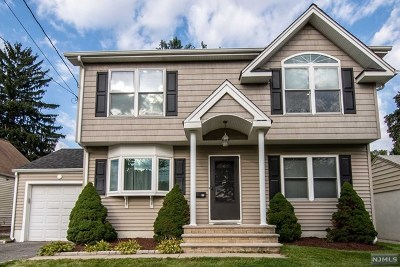 Clifton Single Family Home For Sale: 41 Ridgewood Road