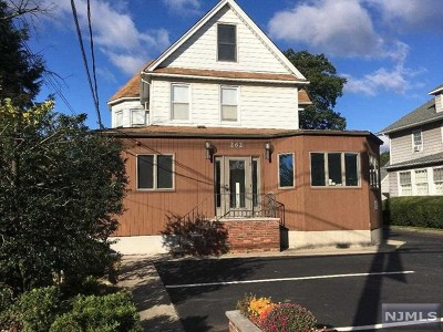 Hawthorne Multi Family 2-4 For Sale: 260 Lafayette Avenue
