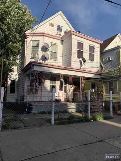 Passaic Multi Family 2-4 For Sale: 228 Columbia Avenue