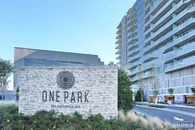 Cliffside Park Condo/Townhouse For Sale: 320 Adolphus Avenue #609