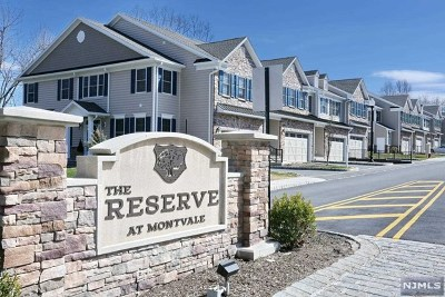 Montvale Condo/Townhouse For Sale: 97 Autumn Way