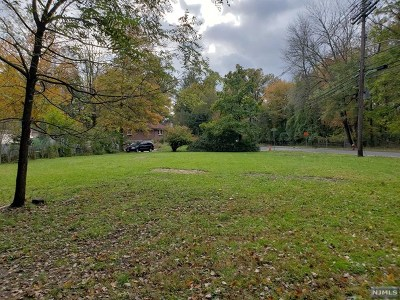 Closter Residential Lots & Land For Sale: 131 West Street