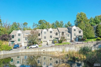 Woodland Park Condo/Townhouse For Sale: 43 Mill Pond Road