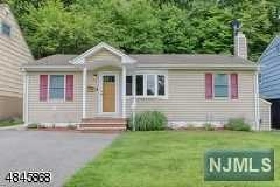 Ringwood Single Family Home For Sale: 468 Skyline Lake Drive