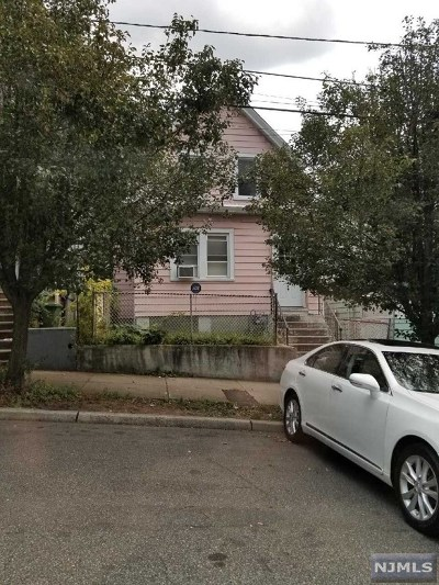 Passaic Multi Family 2-4 For Sale: 499 Harrison Street