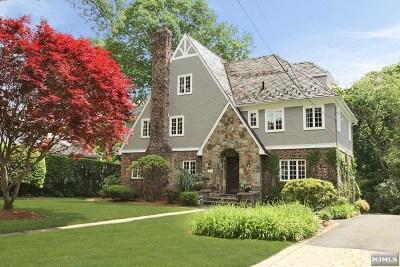 Ridgewood Single Family Home For Sale: 813 Morningside Road