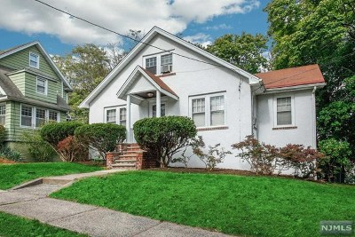 Oradell Single Family Home For Sale: 508 High Street