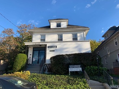 Englewood Commercial For Sale: 71 Grand Avenue
