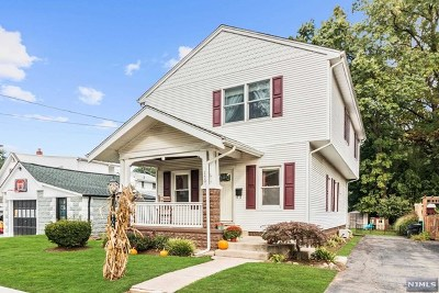 Bergen County Single Family Home For Sale: 150 Roosevelt Avenue