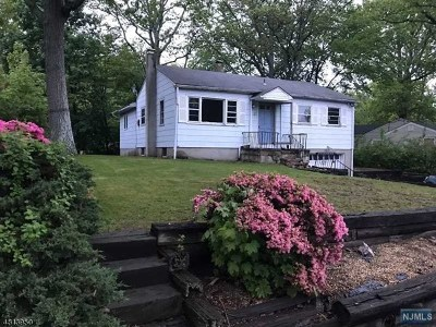 West Milford Single Family Home For Sale: 27 Millington Avenue