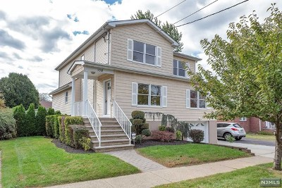 Hasbrouck Heights Single Family Home For Sale: 108 Bell Avenue
