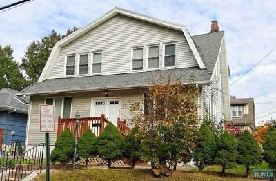 Leonia Single Family Home For Sale: 241 Hillside Avenue