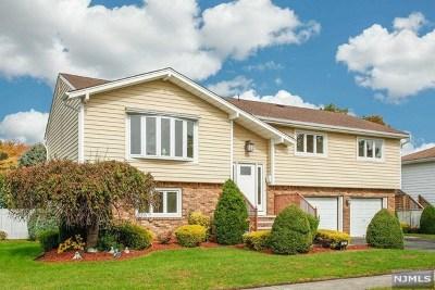 Little Ferry Single Family Home For Sale: 12 Larosa Drive