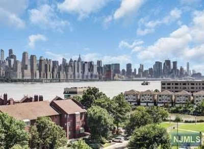 Hudson County Condo/Townhouse For Sale: 8100 River Road #804