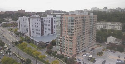 Edgewater Condo/Townhouse For Sale: 811 Hudson Park #811