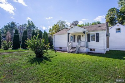 Morris County Single Family Home For Sale: 13 North Western Avenue