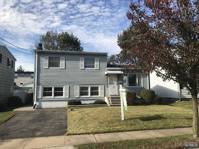 East Rutherford Single Family Home For Sale: 69 Bobbink Terrace