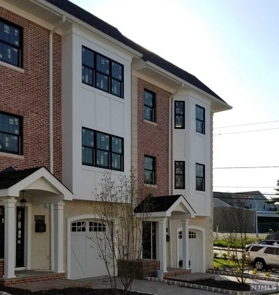 Essex County Condo/Townhouse For Sale: 4 Central Avenue #4a