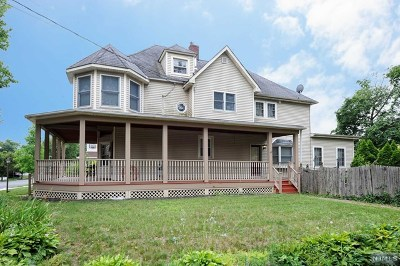 Westwood Single Family Home For Sale: 436 Center Avenue