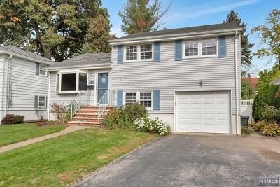 Rochelle Park Single Family Home For Sale: 172 Chestnut Street
