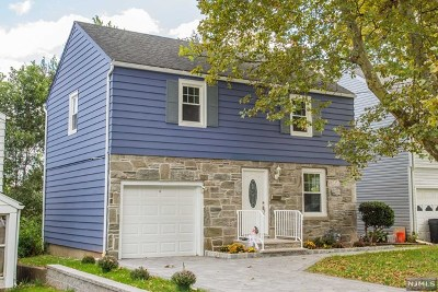 Clifton Single Family Home For Sale: 69 Ardmore Avenue