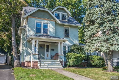 Essex County Single Family Home For Sale: 220 Valley Road