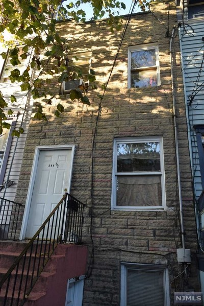 Hudson County Single Family Home For Sale: 3445 8th Street