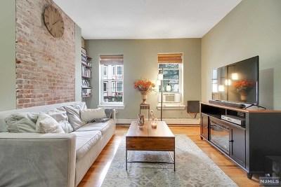 Hoboken Condo/Townhouse For Sale: 719 Adams Street #2r
