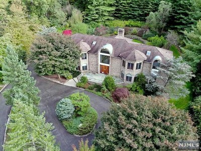 Cresskill Single Family Home For Sale: 150 Hoover Drive