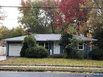 Paramus Single Family Home For Sale: 177 Howland Avenue