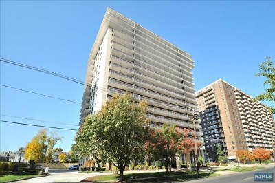Hackensack Condo/Townhouse For Sale: 151 Prospect Avenue #5b