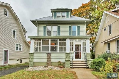 Bogota Single Family Home For Sale: 250 Summit Avenue