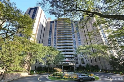 Fort Lee Condo/Townhouse For Sale: 1512 Palisade Avenue #Ph-N