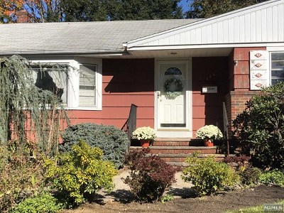 Oradell Single Family Home For Sale: 786 Riverdell Road