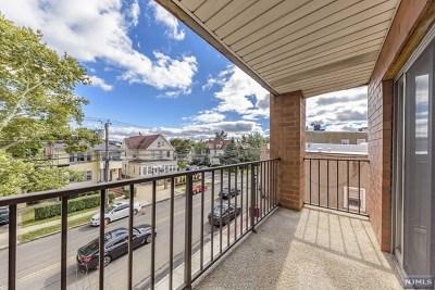 Cliffside Park Condo/Townhouse For Sale: 633 Palisade Avenue #3a