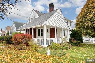 Hawthorne Single Family Home For Sale: 282 Washington Avenue