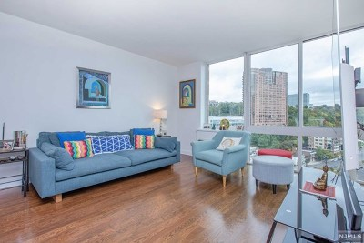 Edgewater Condo/Townhouse For Sale: 1610 Hudson Park