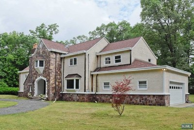 Morris County Single Family Home For Sale: 32 A School House Road