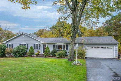 West Milford Single Family Home For Sale: 6 Navajo Trail