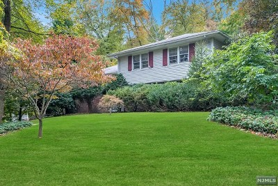 Montvale Single Family Home For Sale: 24 Hering Road