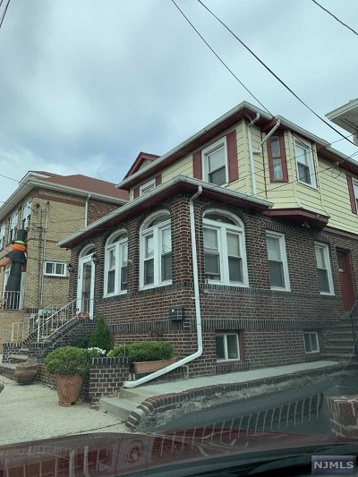 Hudson County Multi Family 2-4 For Sale: 134 Hillcrest Place