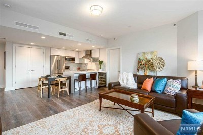 Hudson County Condo/Townhouse For Sale: 715 Grand Street #3c