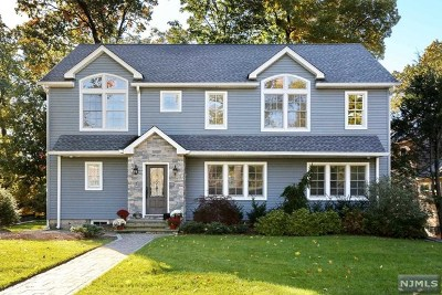 Glen Rock Single Family Home For Sale: 136 Hamilton Avenue